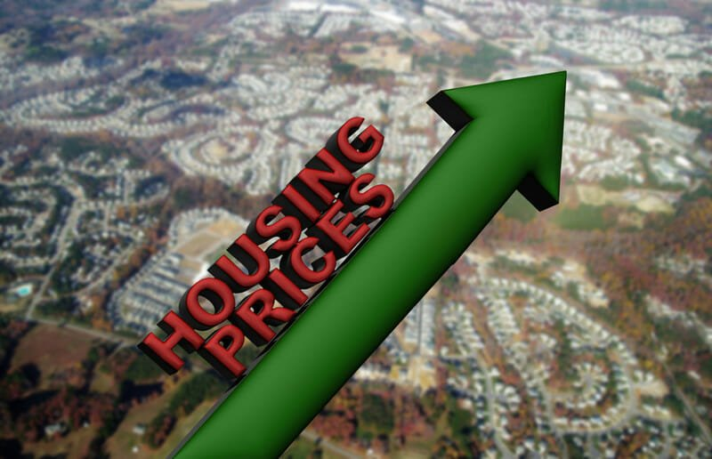 Housing Prices Are Increasing