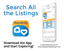 Download the Homescout App